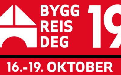 Nadchodzące wydarzenie: targi budowlane Bygg Reis Deg 2019 w Lillestrøm